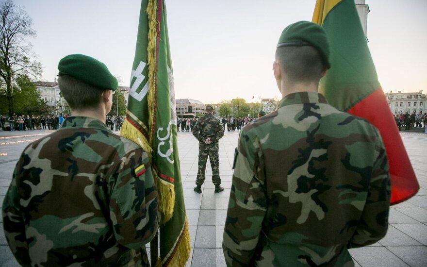 Литовский союз стрелков получит автоматические винтовки