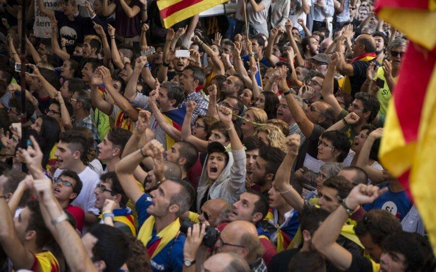 """Испанский суд расследует """"русский след"""" в каталонском конфликте"""