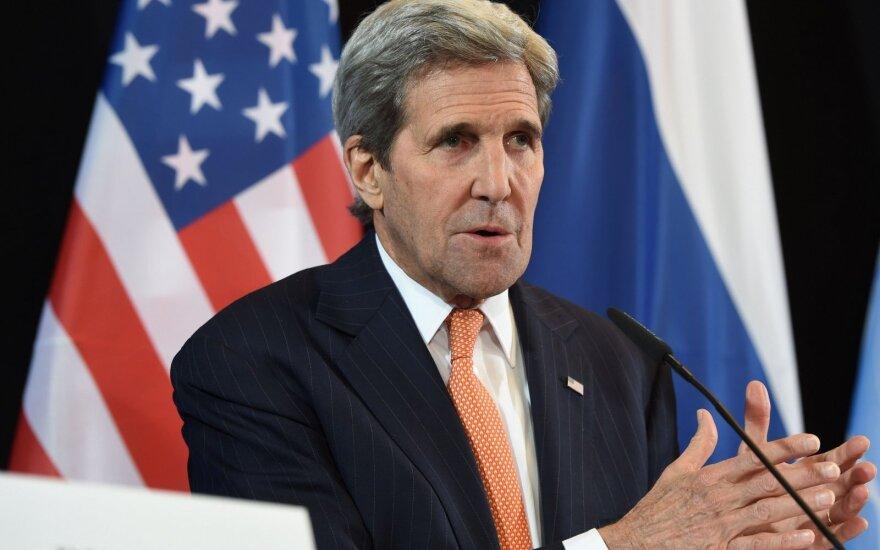"""Керри: у США есть """"план Б"""" по Сирии"""