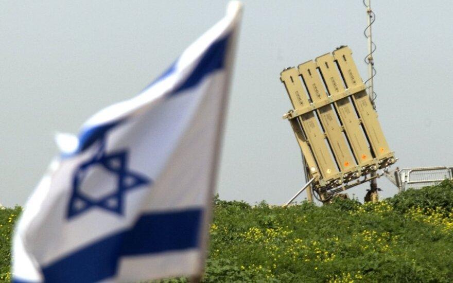Север Израиля обстреляли с территории Ливана