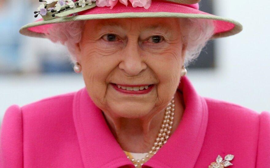 Karalienė Elžbieta II-oji
