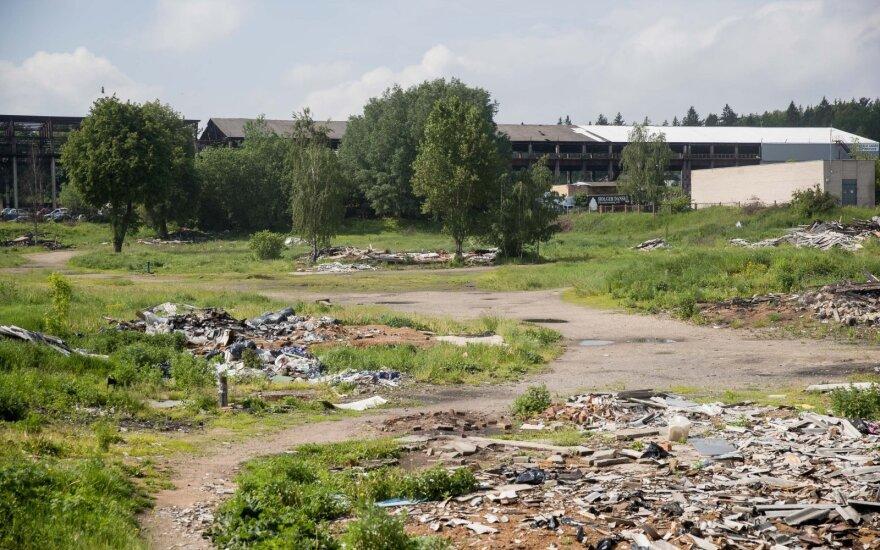 Табора в Вильнюсе не осталось: что появится на этом месте?