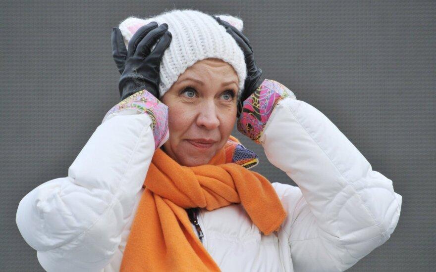 """Телеведущая Татьяна Лазарева: """"Мы вынужденно патриотичны"""""""