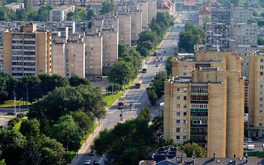 Жители Литвы меньше верят в подорожание недвижимости