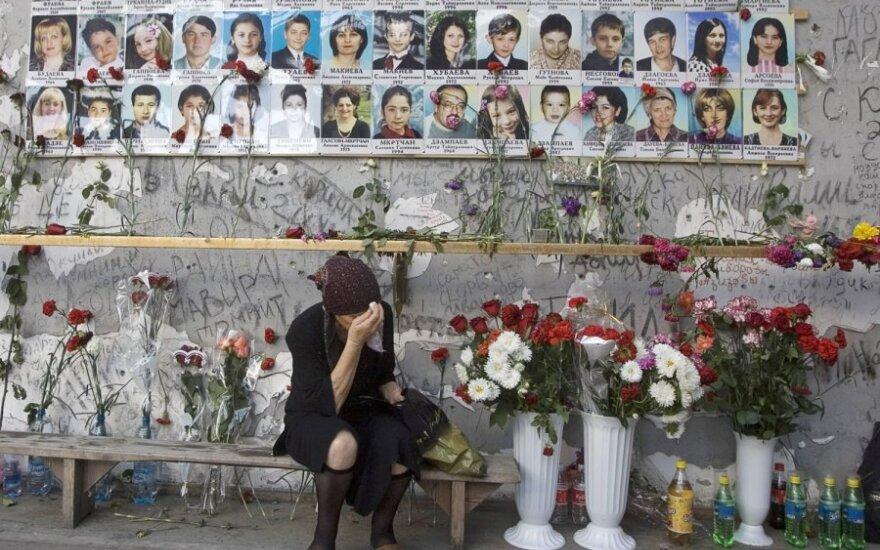 Путин проигнорировал годовщину теракта в Беслане