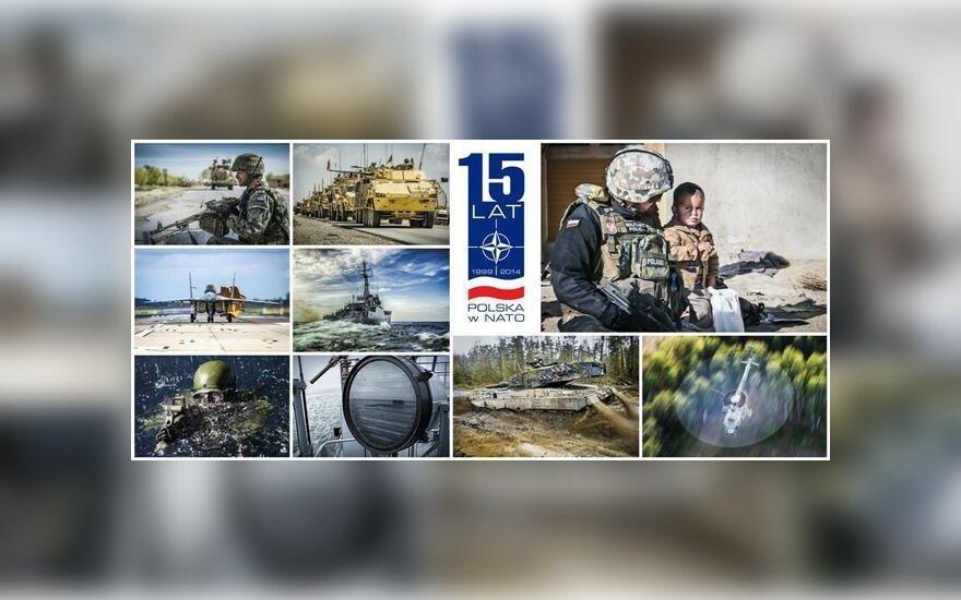 15 lat Polska w NATO