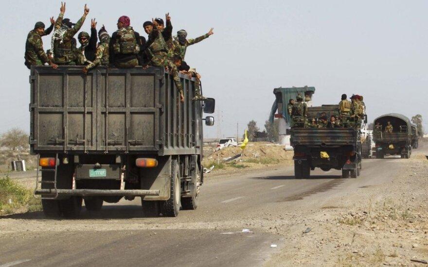В Пентагоне допустили вероятность новой наземной операции в Ираке
