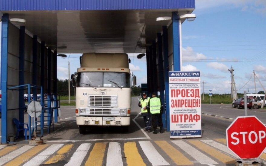 Экспорт литовских товаров в Россию сократился на 60,5%