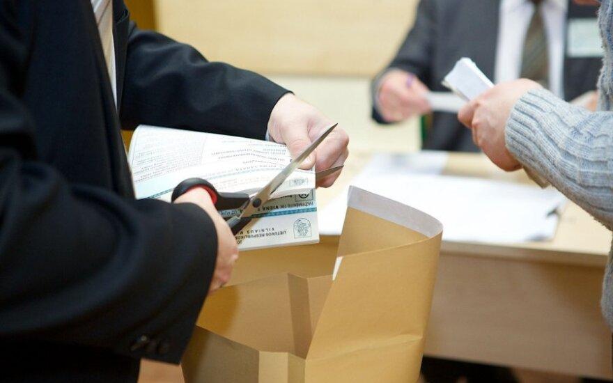 Выборы в Ширвинтай аннулируются