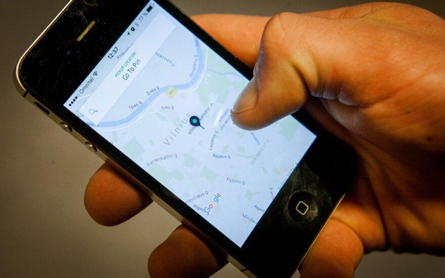 Объявлены расценки на услуги Uber