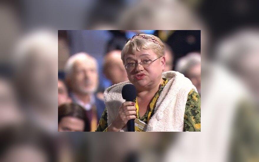 """""""Маша"""" на пресс-конференции """"Вовы"""" вспомнила и о песне Газманова"""