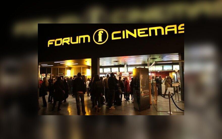 Forum Cinemas наказан штрафом в 1,4 млн. евро