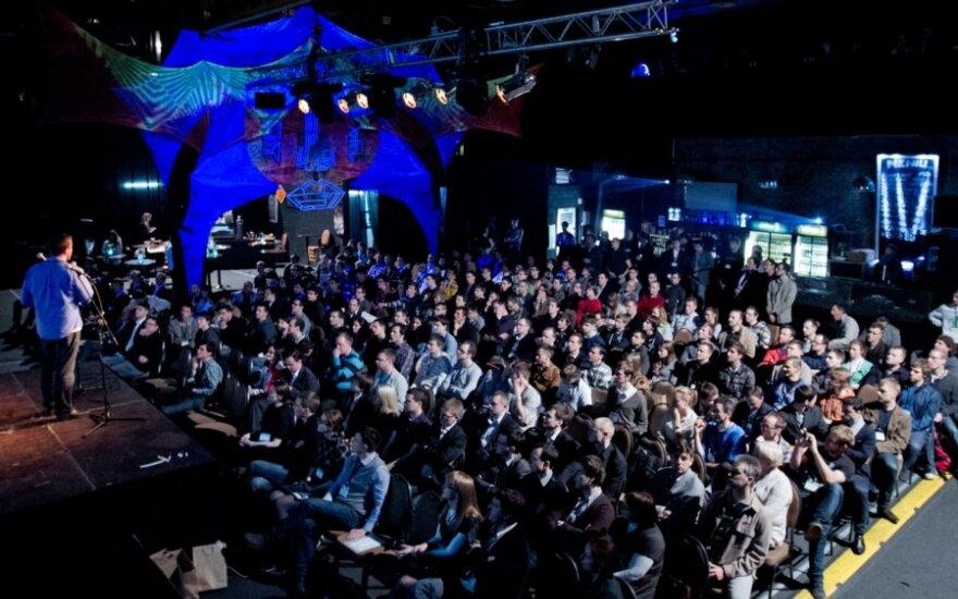 Startup Monthly Vilnius 2012