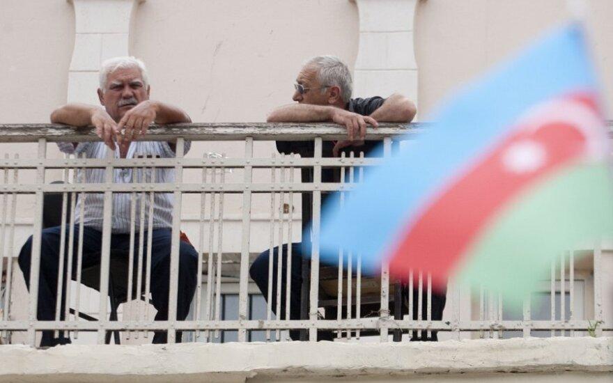 """Азербайджан приостанавливает участие в """"Евронесте"""""""