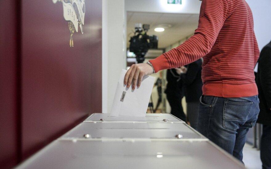 В Литве продолжается досрочное голосование на муниципальных выборах