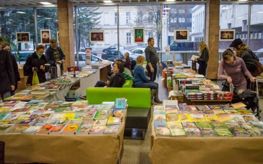 Белорусские книги будут представлены на книжной ярмаре в Вильнюсе