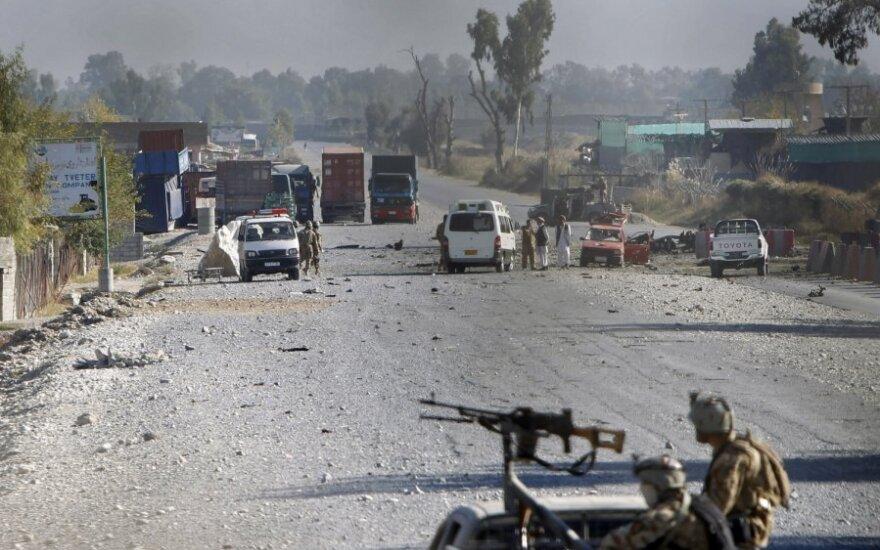 Страны НАТО обсудят увеличение войск в Афганистане