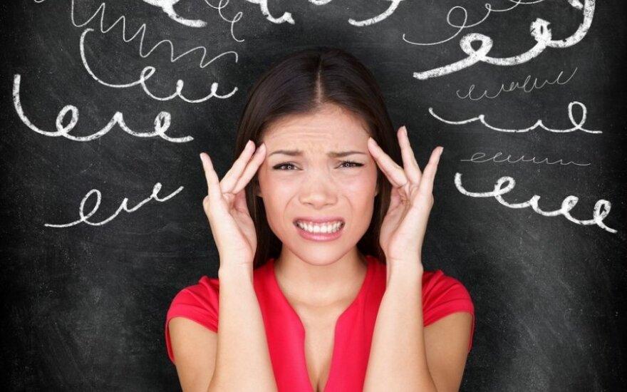 Запах при стрессе отпугивает окружающих