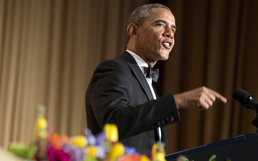 Обама приветствует президентские выборы на Украине