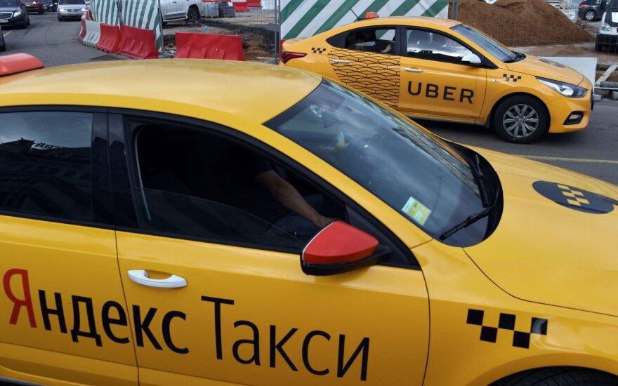 Центр кибербезопасности Литвы рекомендует не пользоваться приложением Yandex.Taxi