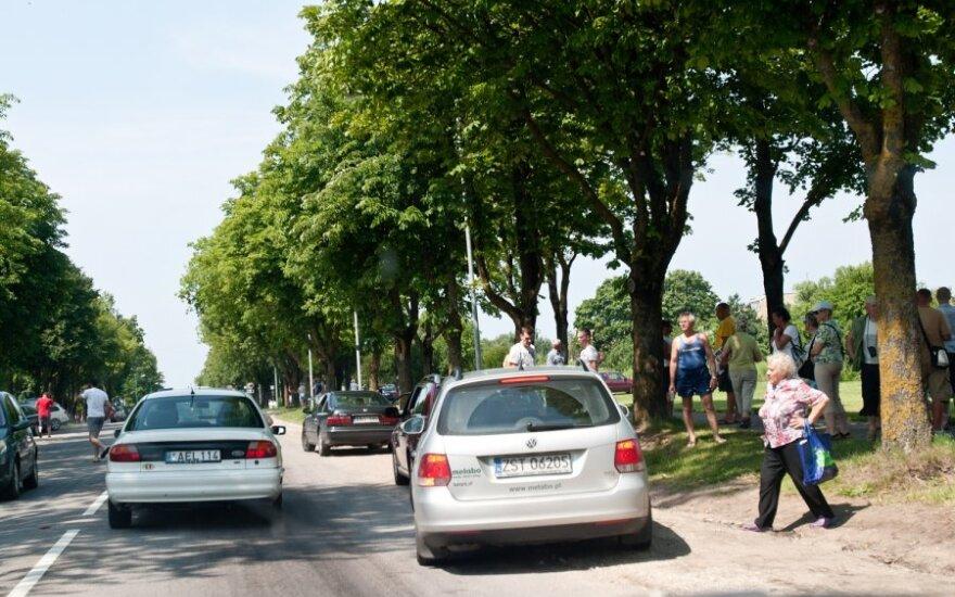 Следующим летом планируют обложить налогом всех въезжающих в Палангу