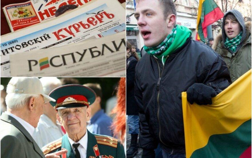 Социологи изучили русские газеты Литвы - поле борьбы исторической коллективной памяти