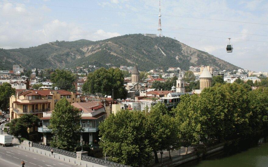В Грузию стали чаще ездить из Литвы
