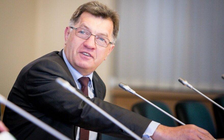 """Премьер Литвы: переговоры с """"Газпромом"""" пойдут по пяти важнейшим вопросам"""