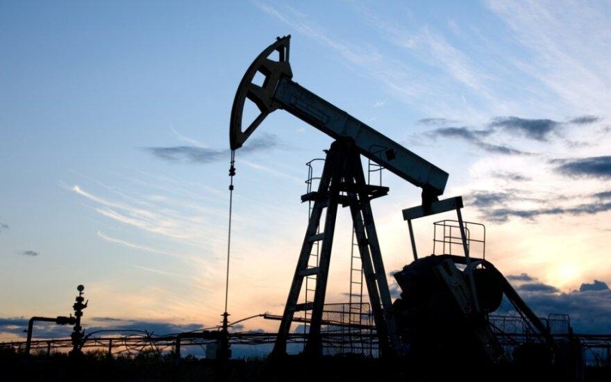 Naftos gręžinys