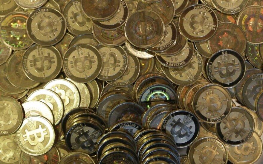 Virtuali valiuta - bitkoinai