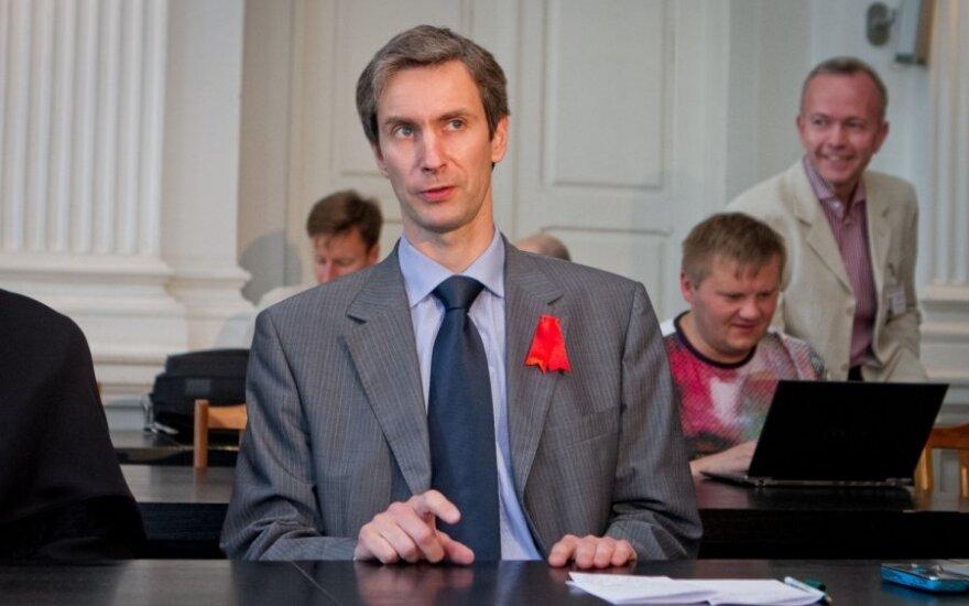Верховный суд Литвы оставил в силе решение по делу Палецкиса