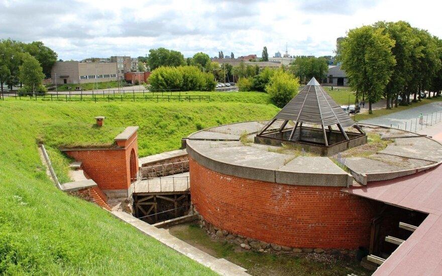 Клайпеда подумывает о бутафорском замке