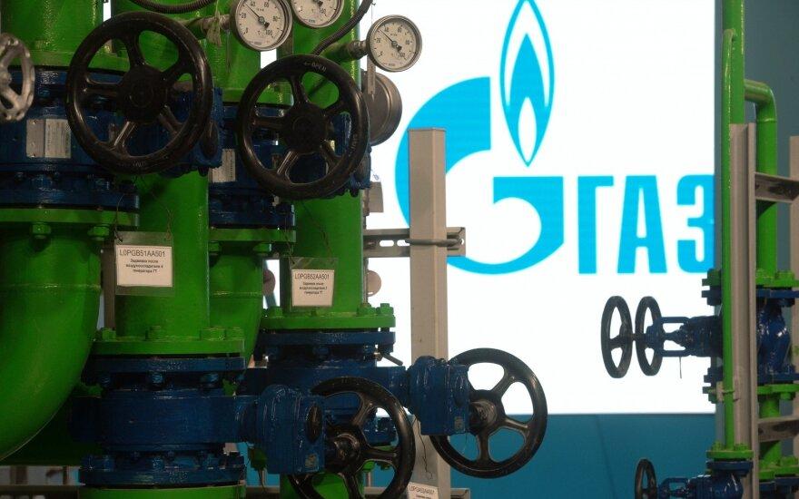 "Lietuvos energija треть необходимого ей газа купит у ""Газпрома"""