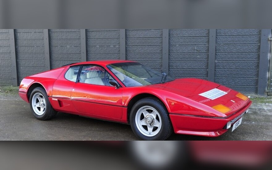 """Чемпион """"Ф-1"""" выставил на продажу классику Ferrari"""