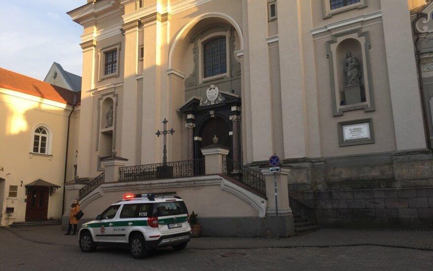 Устроивший в храме скандал нищий был 140 раз наказан за нарушение общественного порядка