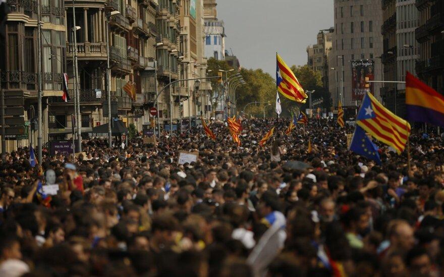 Мадрид ждет от Каталонии отказа от независимости