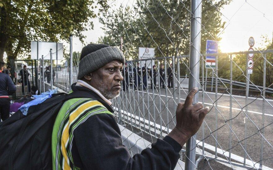 Болгария закрыла границу для беженцев