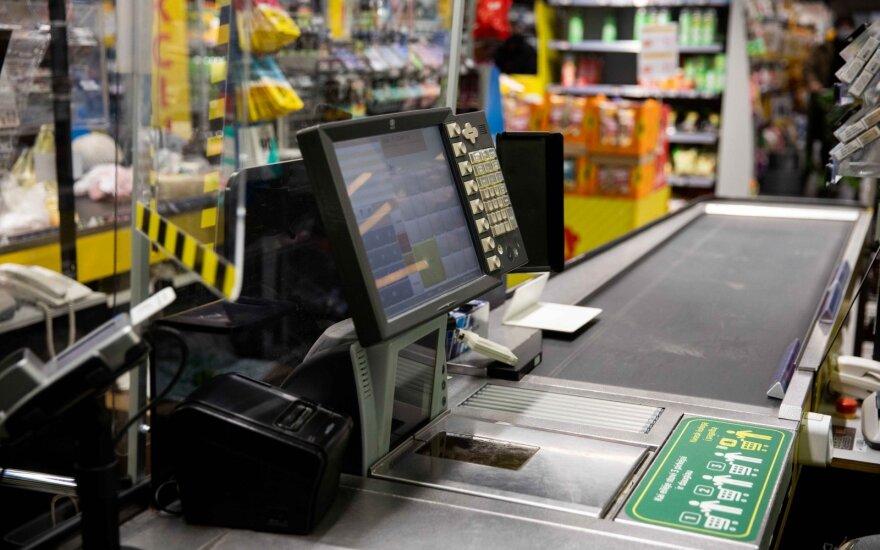 Торговые сети в Литве из-за ограничений ждут дополнительные расходы, это скажется на зарплатах