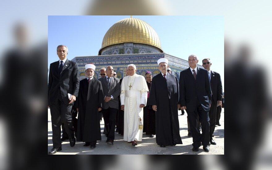 Папа Римский - за независимость Палестины