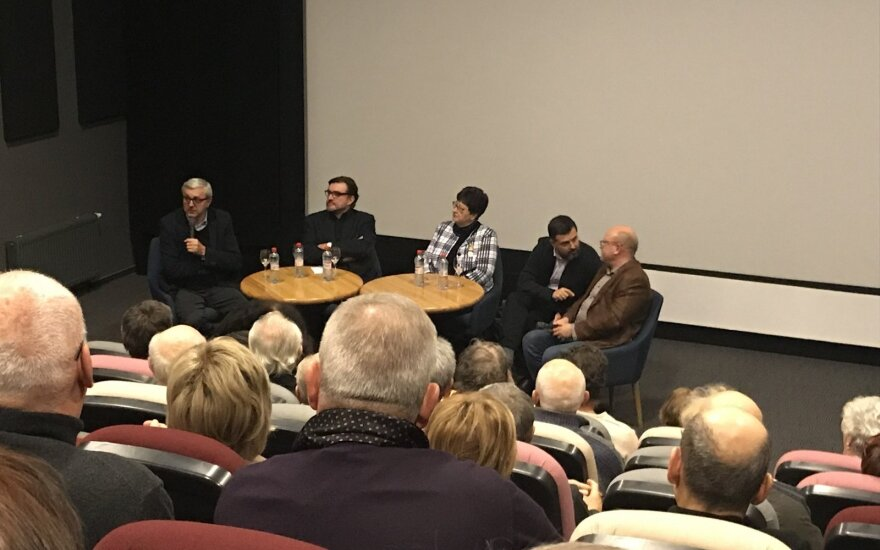 Дискуссия в Клайпеде