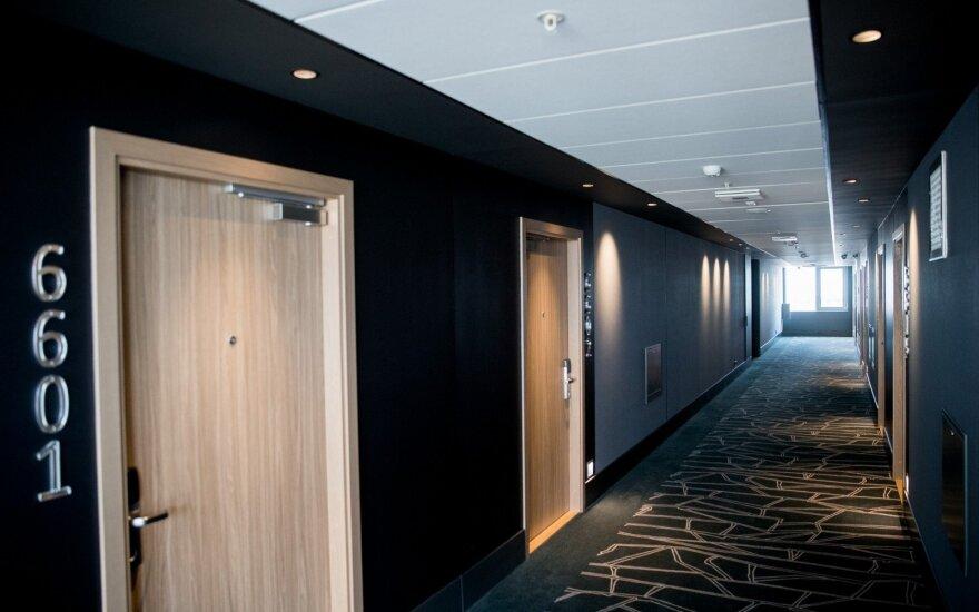 В Литве открылась самая большая гостиница