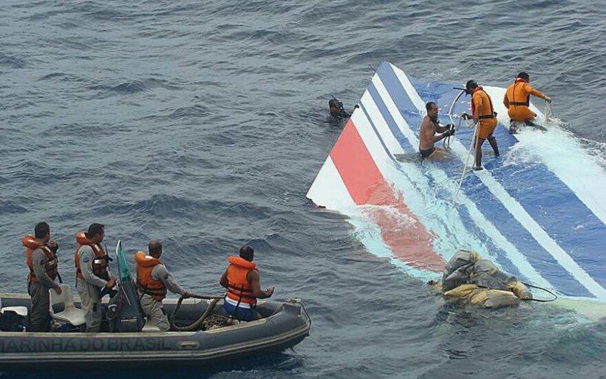 Названы причины крушения Airbus над Атлантикой в 2009-м