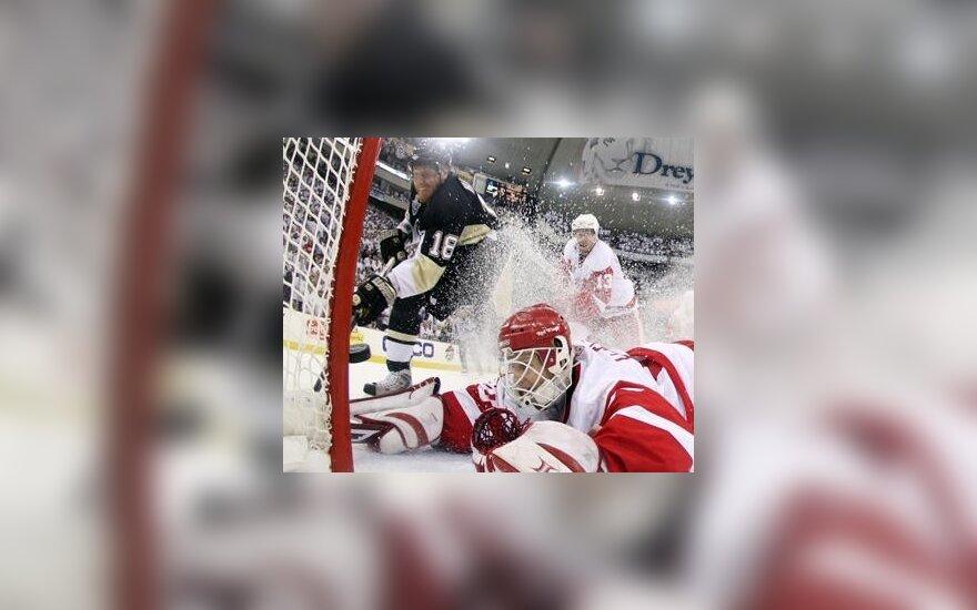 В символической сборной НХЛ двое россиян