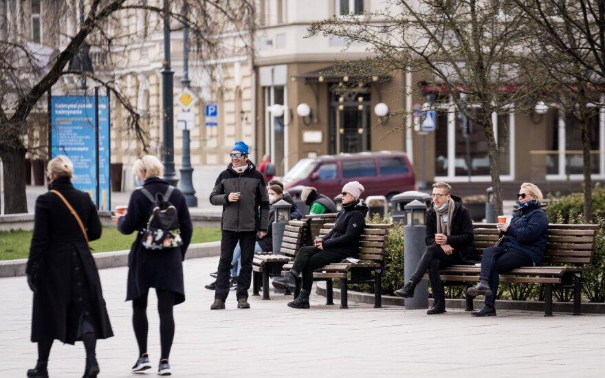 В Литве 4 новыx случая заболевания коронавирусом