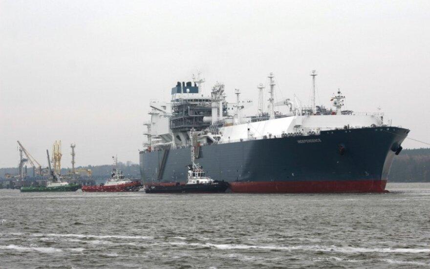 Litgas и Statoil подписали обновленный договор о поставках газа