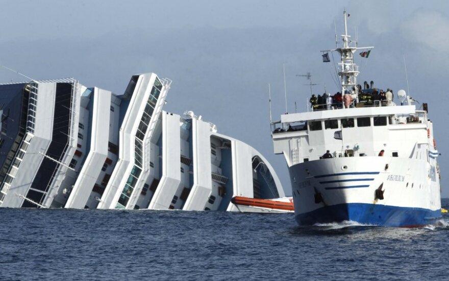 Keltas Costa Concordia