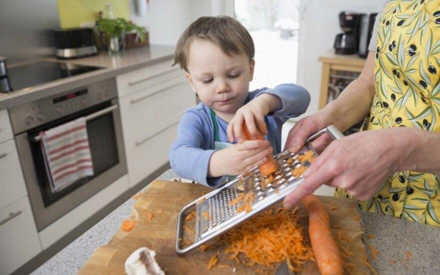 Pozwól dziecku być samodzielnym