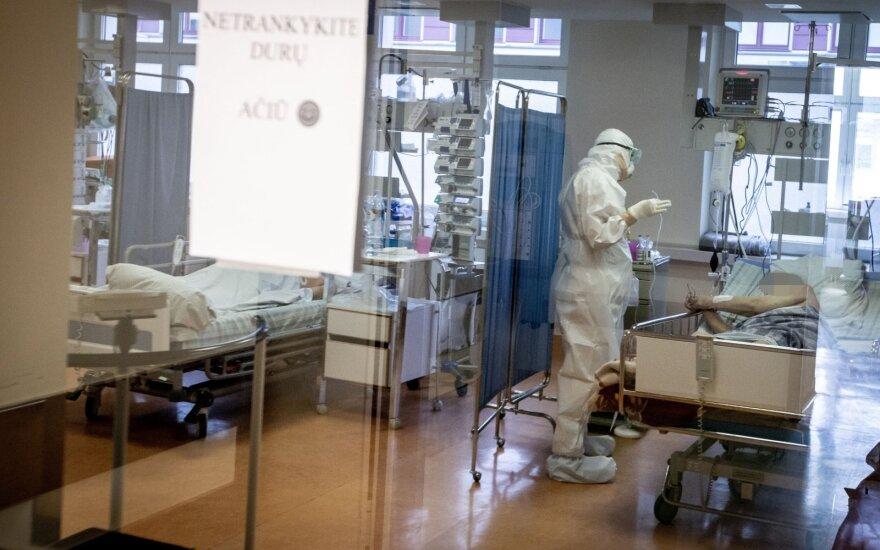 Santaros klinikų Anesteziologijos intensyvios terapijos ir skausmo gydymo centras. Sutrumpintai jis vadinamas tiesiog pirmuoju reanimacijos skyriumi.