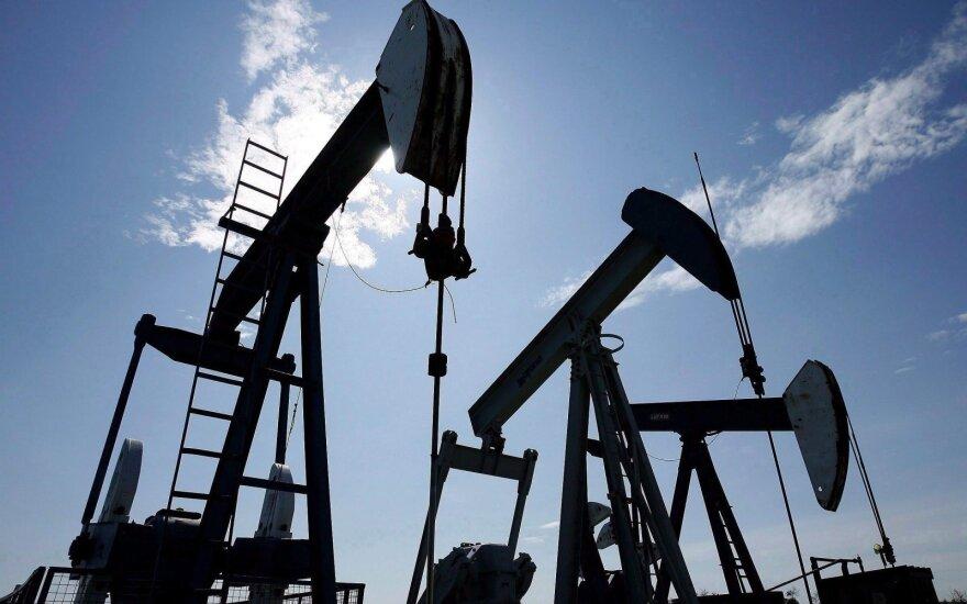 Naftos išgavimas