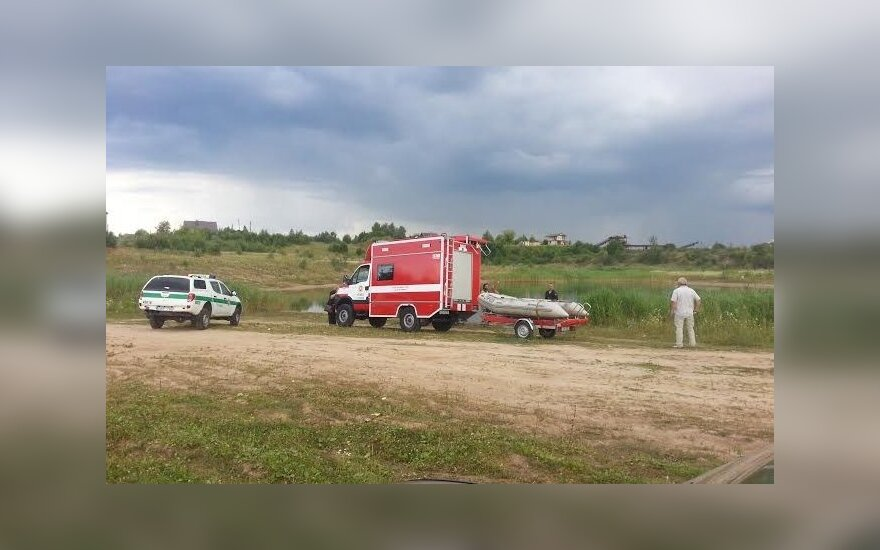 В Алитусском районе утонули двое мужчин